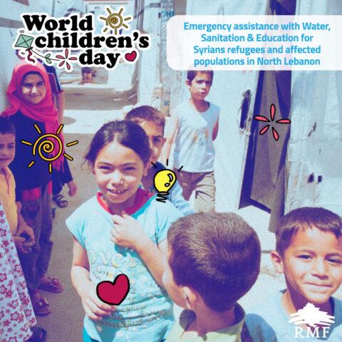 RMF celebrating World Children's day
